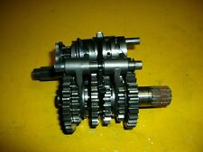 KTM MX, GS 125 COMPLETE GEARBOX ASSEMBLY 1986 EVO CLASS MX