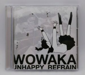 wowaka CD Album UNHAPPY REFRAIN Japan import Vocaloid Hatsune MIKU Vocalo