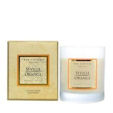 Wax Lyrical Boxed Candle Glass Jar Fragrant Escapes Seville Orange