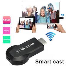 Wifi Hdmi Adaptador Para Tv mirascreen Audio Video Transmisor Multimedia Para iPhone Android