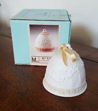 Lladro Christmas Bell 1989 Angels Original box