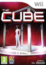 The Cube Nintendo Wii LINGUA ITA cover uk  NUOVO E SIGILLATO
