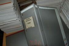 CASE CX460 Crawler Excavator Repair Shop Service Manual book overhaul owner 2004