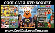 Cool Cat 3-DVD Box Set