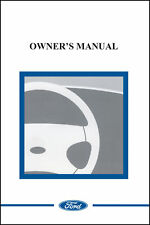 2002 ford mustang owners manual