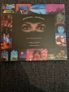 Michael Jackson Black Or White Live In Bukarest  SPECIAL LIMITED EDITION