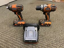RIDGID 18V Impact / Drill Combo Kit