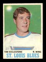 1970 O-Pee-Chee #102 Tim Ecclestone  EXMT/EXMT+ X1627923