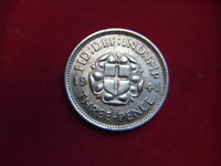 1941 GEORGE V1 SILVER THREEPENCE IN A VERY  HIGH GRADE WITH LUSTRE   [DD50]