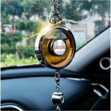 Seat Car logo Perfume Air Freshener Bottle Hanging Diffuser Pendant Leon Ibiza