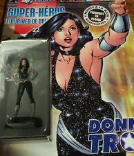 figurines dc eaglemoss donna troy