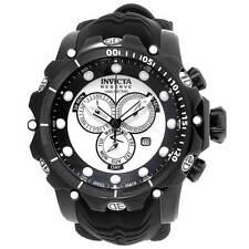 Invicta 20398 Men's Venom Reserve Sea Dragon Black IP Steel Mop Watch