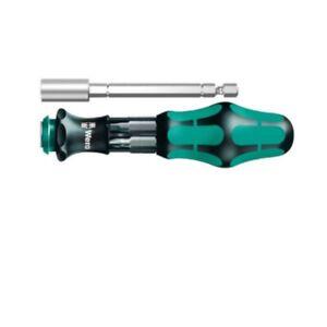 Wera Kraftform Kompakt KK 28 KK28 Bithalter-Set Schraubendreher 05073240001