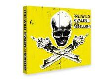FREI.WILD Rivalen und Rebellen 2CD Ecolbook 2018