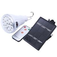 Éclairage Extérieur Luminaire 20 Led Lampe Solaire Avec Télécommande Étanche