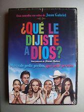 Juan Gabriel ¿Que le dijiste a Dios? REGION 1&4 DVD NTSC brand new nuevo