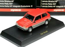 New ListingKyosho 1/64 Fiat & Lancia Collection Fiat Panda 1980 City Car Red