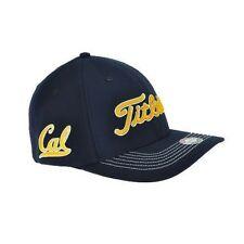 New Titleist Collegiate Golf Hat California Golden Bears Cal Medium/Large