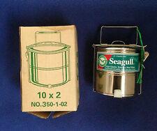 Seagull Two Tier Tiffin Box