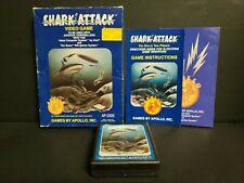 Shark Attack (Atari 2600, 1982) Complete