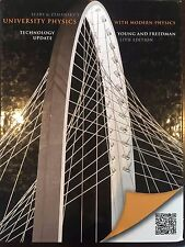 University Physics With Modern Physics 13th edition by young and freedman