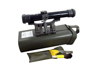 Org. German Army Optic/Scope Kit, 1st Model - Good Condition!