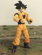 """Bandai DBZ Dragon Ball Z Hybrid Action Son Goku 4"""" Action Figure 2507"""