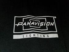 Panavision lighting 12 rounds Show Film Crew Black T-shirt L EUC john cena