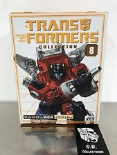 Transformers Collection Takara Bookstyle G1 Reissue Inferno 100% Complete