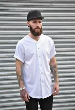 100% Cotton Vintage Casual Shirts & Tops for Men