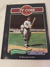 Baseball Legends Books - Ty Cobb