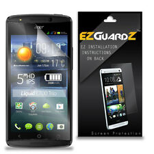 2X EZguardz LCD Screen Protector Cover HD 2X For Acer Liquid E700 (Ultra Clear)
