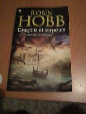 Robin Hobb - Les Cités des Anciens, Tome 1 : Dragons et serpents