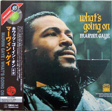 MARVIN GAYE, WHAT'S GOING ON +2, LIMITED CD EDITION JAPAN 2004 (SEALED)