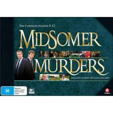 Midsomer Murders Series Season 9, 10, 11 & 12 DVD Box Set19-Disc Set R4