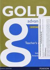 Gold Advanced eText Teacher: Advanced, Burgess, Sally, Thomas, Ms Amanda, New co