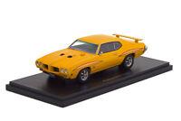 PONTIAC GTO THE JUDGE 1970 DARK YELLOW 1:43 NEO45986