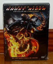 GHOST RIDER-ESPIRITU DE VENGANZA-DVD-NUEVO-PRECINTADO-ACCION-FANTASIA-THRILLER