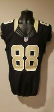 Hakeem Nicks New Orleans Saints Game Issued Jersey #88 (Worn) NFL