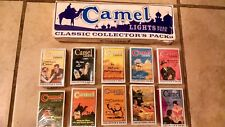 Vintage Camel Lights Hard Pack Classic Collectors Pack...Empty Packs