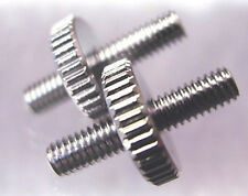 HEIGHT ADJUSTMENT SCREWS FOR GUITAR OR MANDOLN BRIDGE