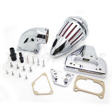 New Intake Bullet Air Cleaner Kits For 2002-2009 Honda Vtx 1800 R S C N F Chrome