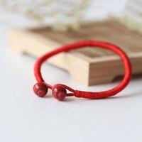Red String Lucky Bracelet Faith Protection Love Charm Handmade Unisex Jewellery