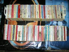 Harlequin Silhouette Romance Paperback Novels Lot of 92 Nice condition