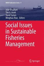 Social Issues in Sustainable Fisheries Management 9 (2014, Hardcover)