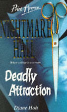Deadly Attraction (Point Horror Nightmare Hall), Diane Hoh, Used; Good Book