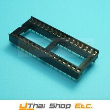 10 pcs 32 pin DIP IC Socket Solder Type 2.54mm DIP-32