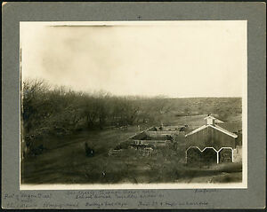 Western Cabinet Card - The Frisco Farm or Ranch 1908  M243