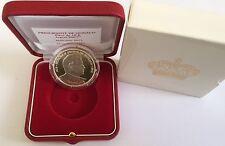 MONACO 10 euro 2012, HONORE II, proof + certificado. Edición 6 500.