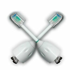 Philips Sonicare E Series HX7002 Replacement Toothbrush Brush Heads